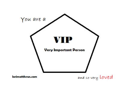 very important person